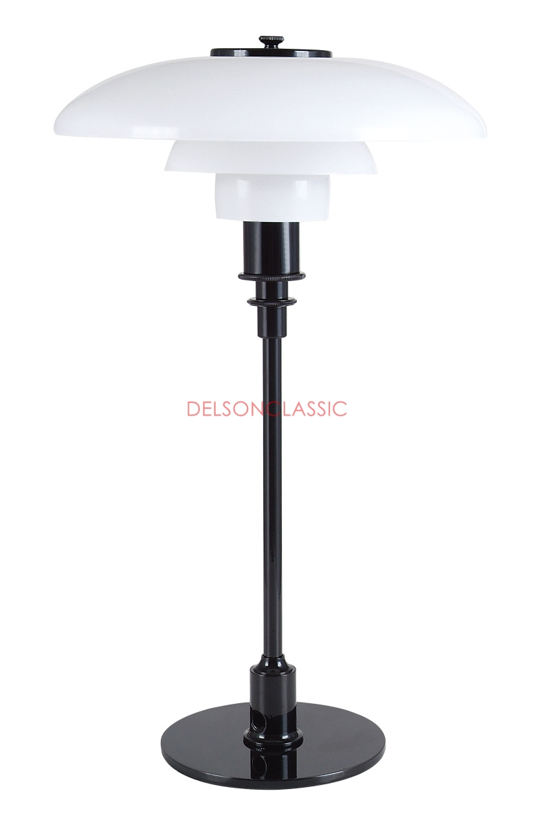PH 3/2 Glass Table Lamp DL005