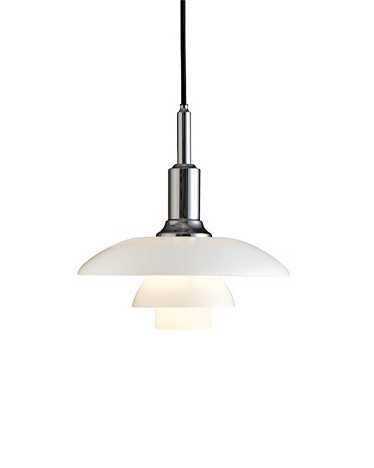 PH 3/2 Glass Pendant Lamp DL008