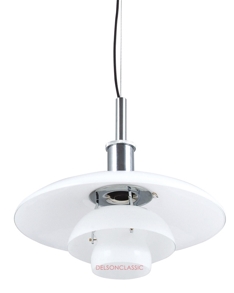 PH 4½-4 GLASS PENDANT LAMP DL051