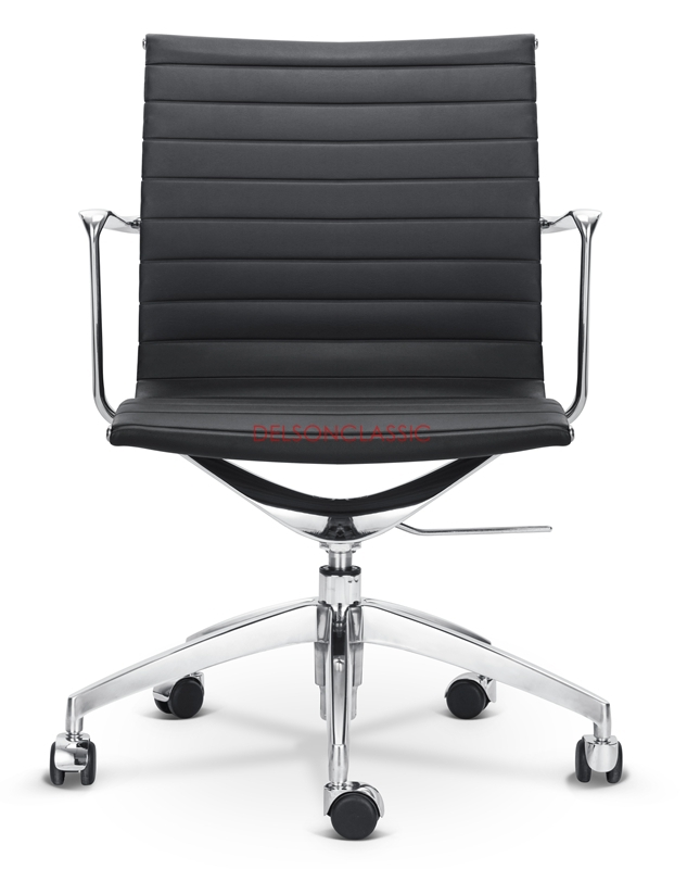Mid-back Office Chair Leather DS392