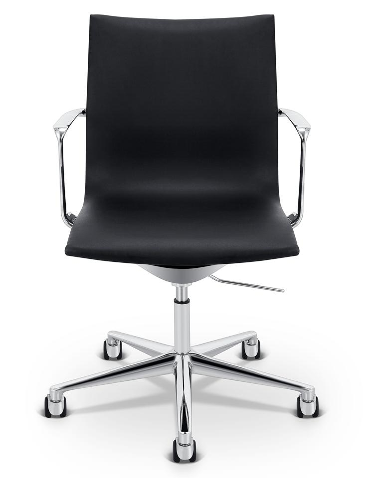 Mid Back Modern Classic Office Chair DS398
