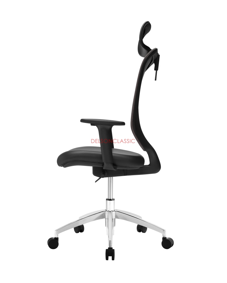 Modern Q Office Chair With Headrest DS401-H