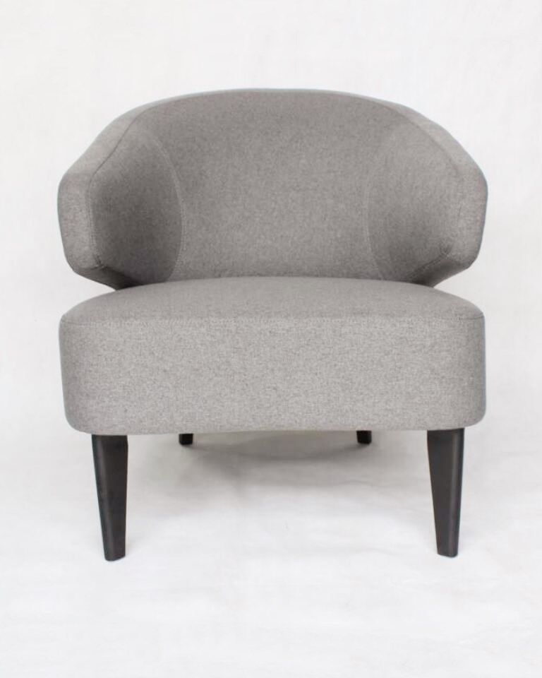 Fabric Armchair Lounge DS247