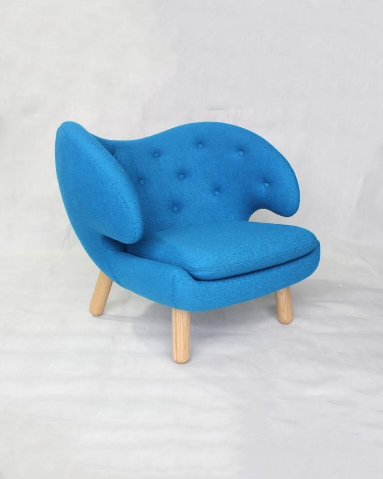 Finn Juhl Pelican Chair 塘鹅椅 DS702