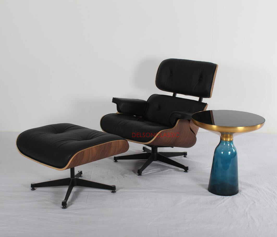 Charles Ray Eames Lounge Chair and Ottoman DS302